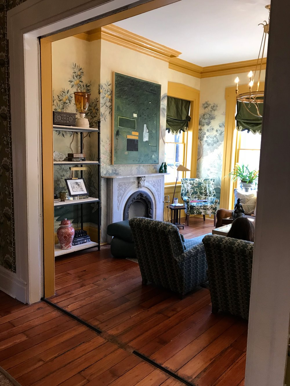 parlor by jared hughes design