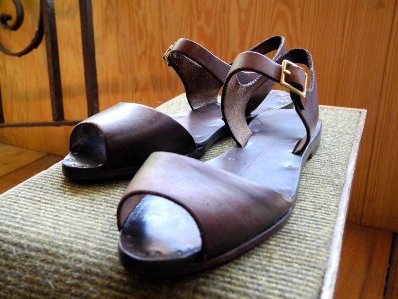 sandal_krasnoe $455