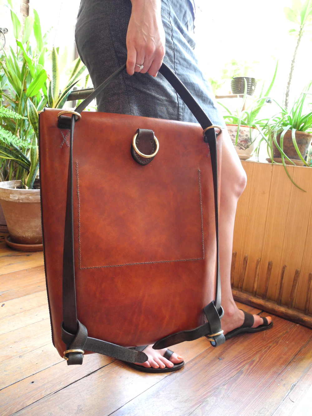 backpack/shoulder bag_Paul