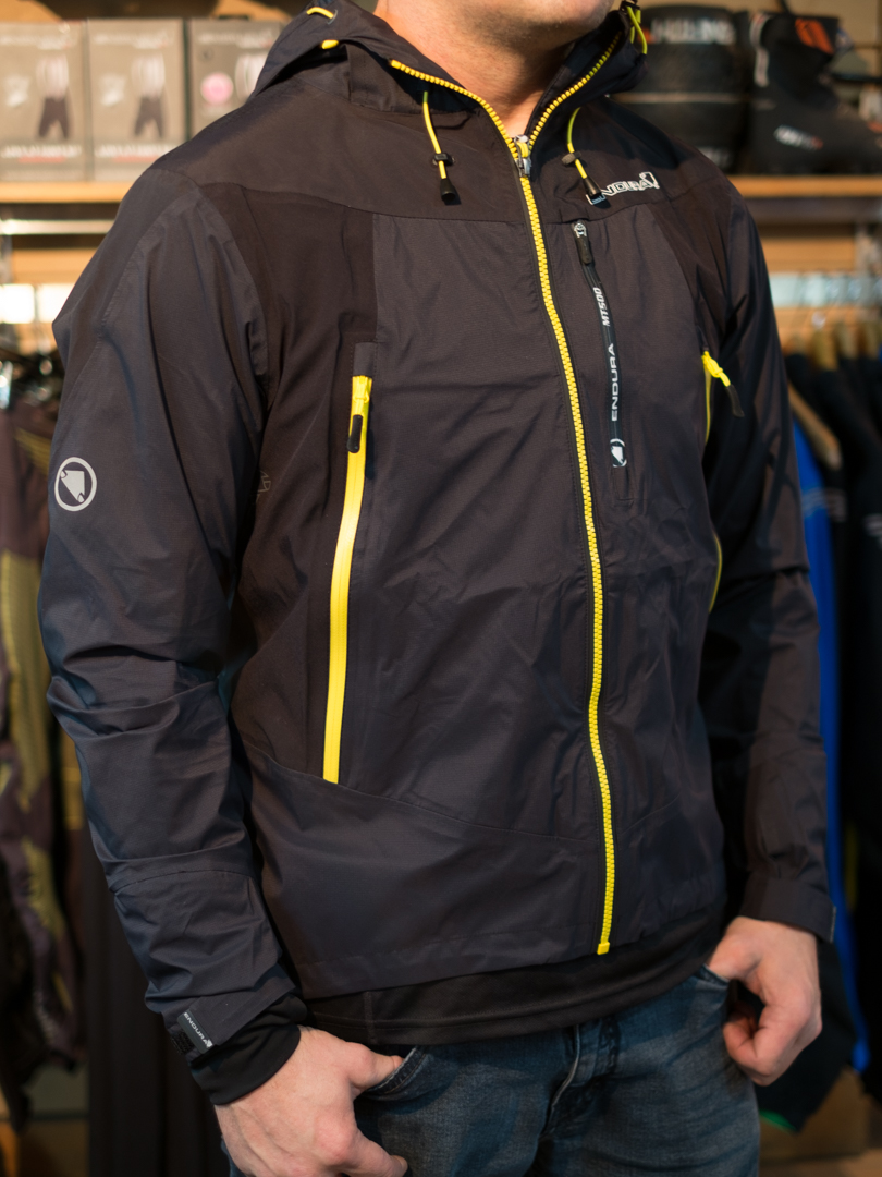 Le manteau MT500 imperméable II de Endura