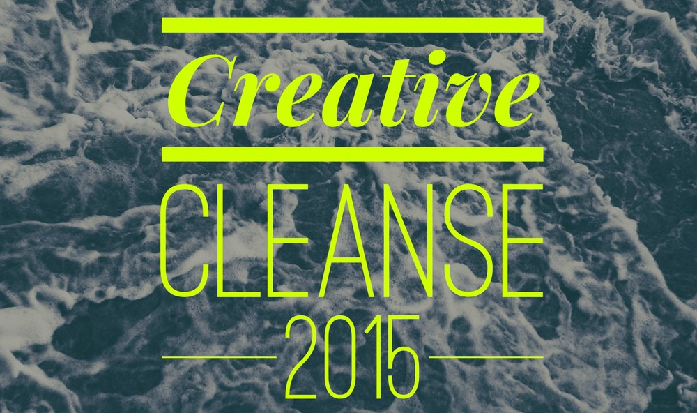 creative cleanse