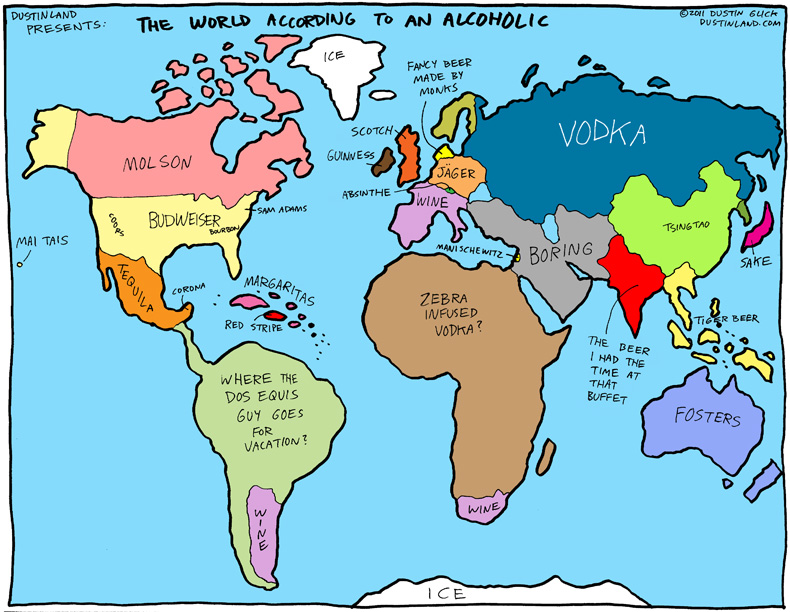 (via Dustinland Presents: The World According To An Alcoholic)