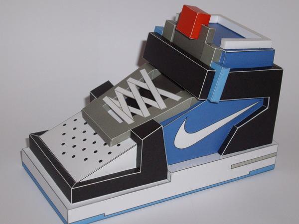 Filippo Perin Paper Sneakers | Inqmnd Blog