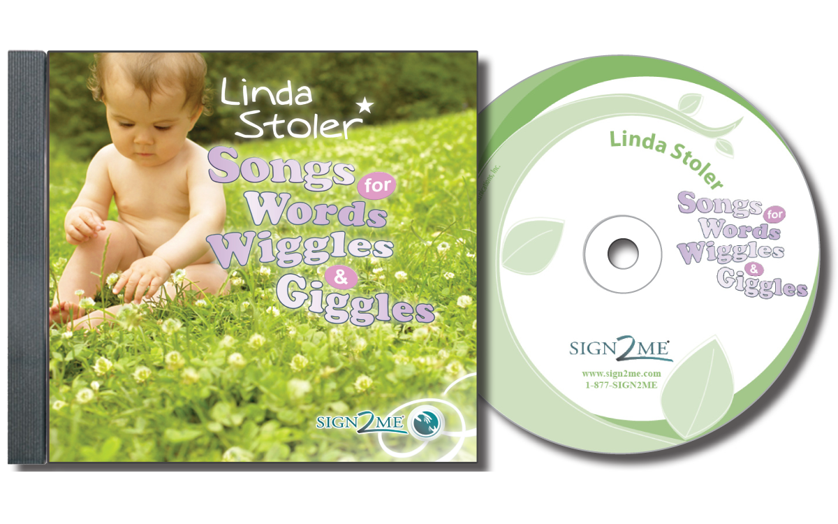 Linda Stoler- Songs for Words Wiggles and Giggles