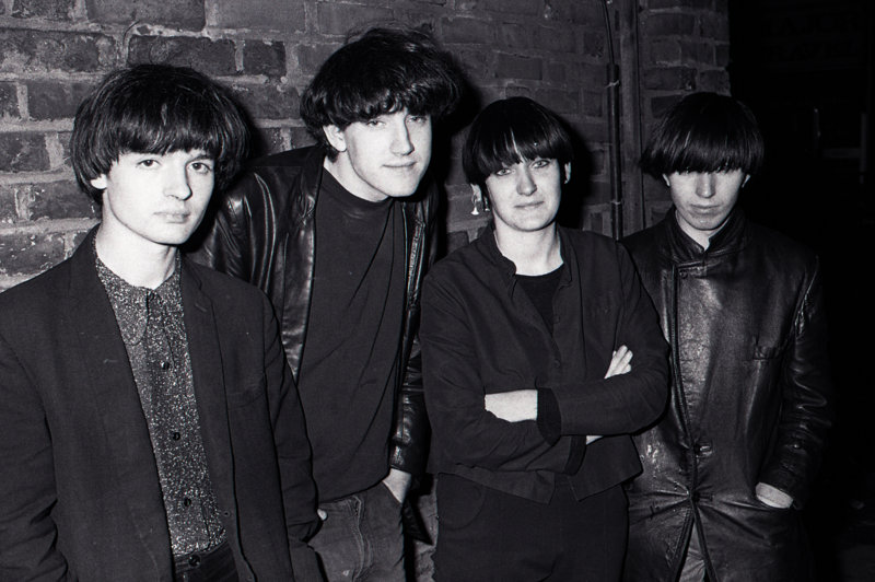 My Bloody Valentine. Photo by Ken Copsey.