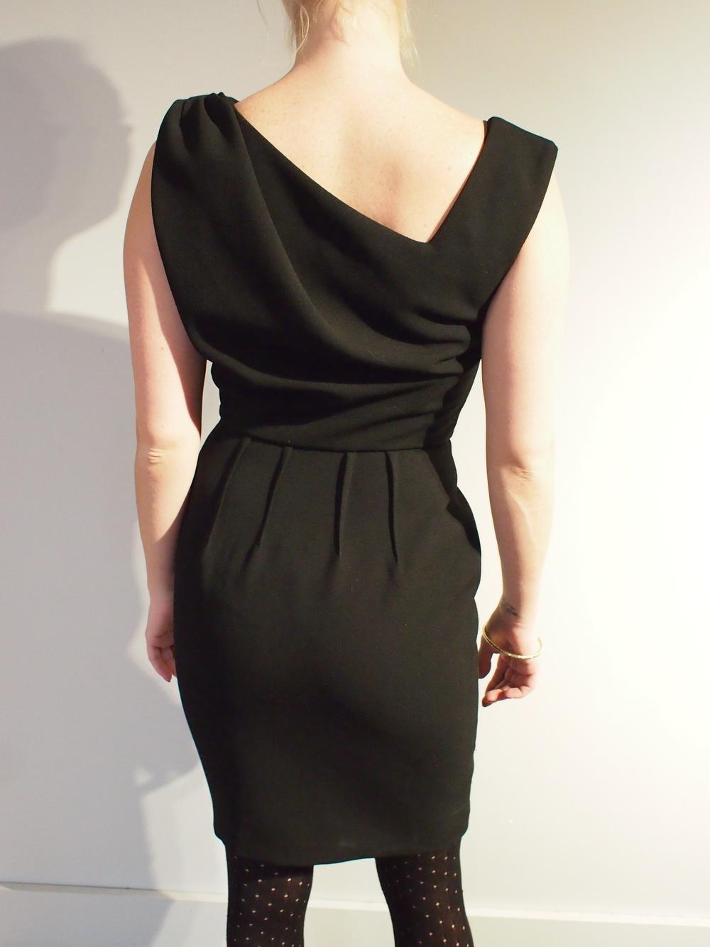Twenty8Twelve Asymetric V-Neck Dress: $399