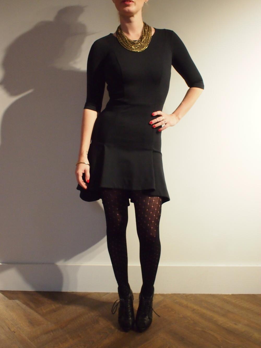 Twenty8Twelve Jersey Dress: $399