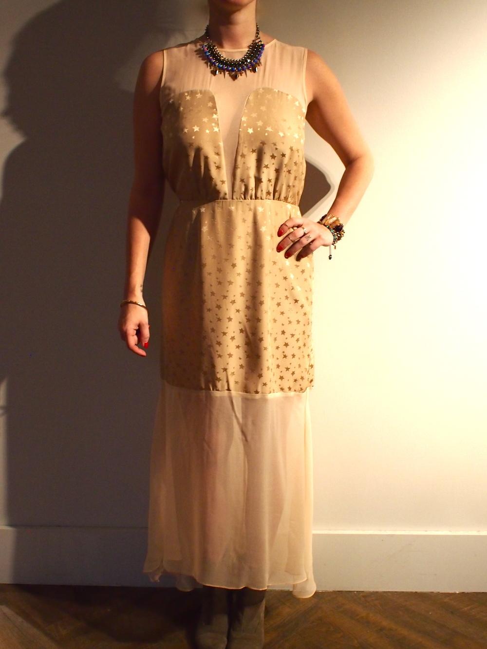 Corey Lynn - Chloe Peekaboo Dress: $288