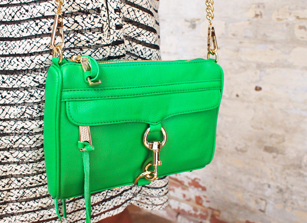 Rebecca Minkoff Mini MAC bag $225.