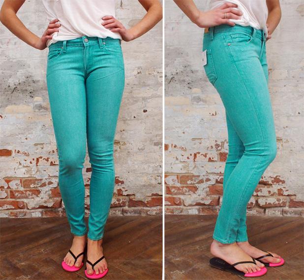 Paige Verdugo ultra skinny jeans $235