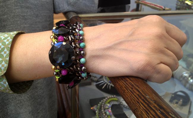 Cuchara bracelet $85.