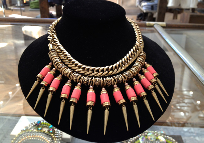 Kuta necklace $215.