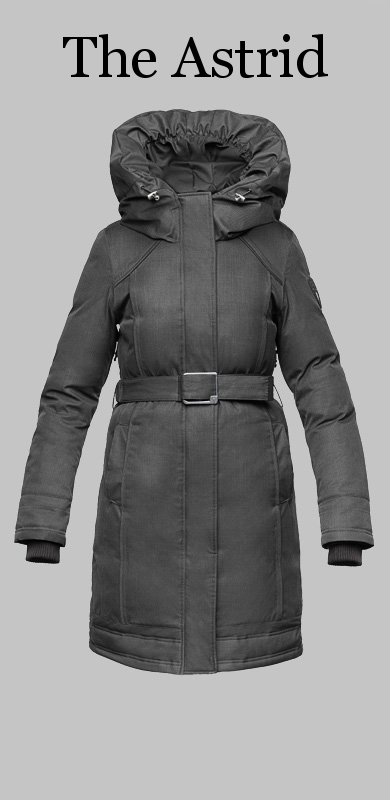 • Premium Canadian Origin White Duck Down for ultimate warmth. • 100% polyester crosshatch shell. • Sympatex® membrane laminated. • Seam sealed construction. • Windproof and waterproof (10,000mm). • Breathable (10,000mm) outer shell. • DWR (Durable Water Repellent) coated. • Highly breathable down proof free hanging liner.