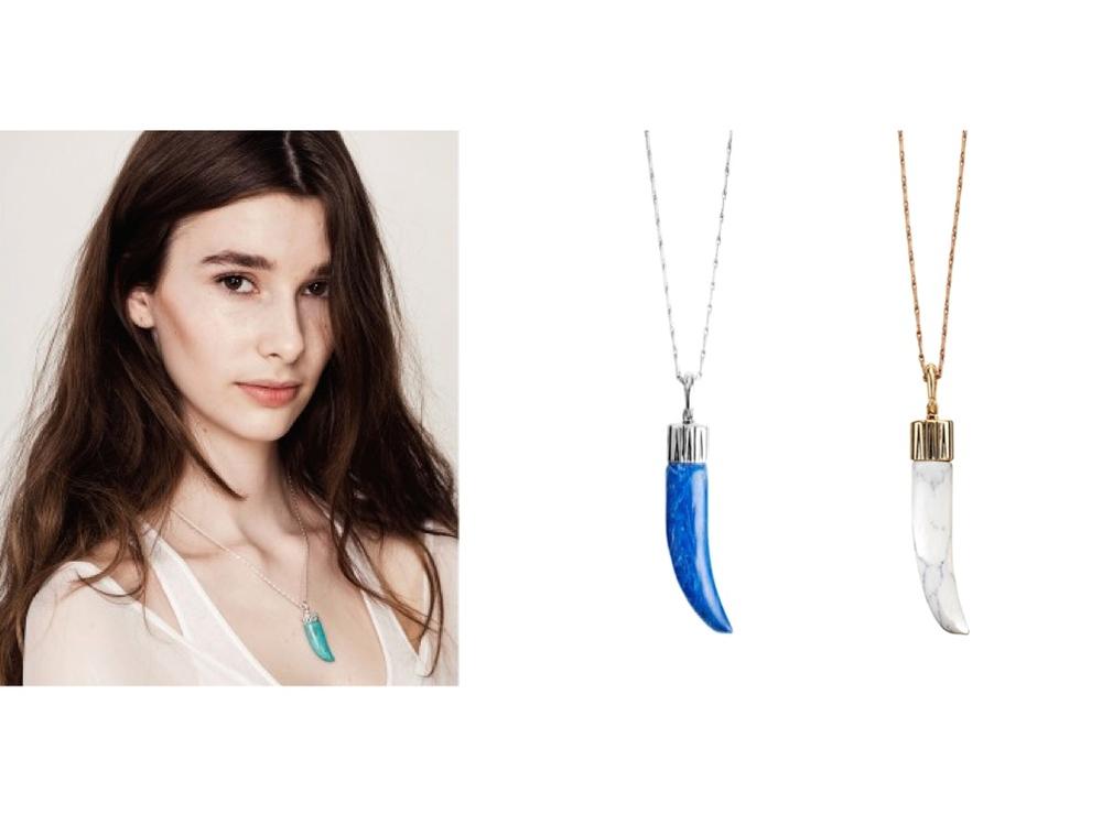 Wildland Necklace - Small $60