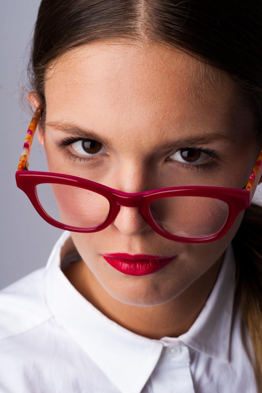Eye Bob - Geek Girl $85