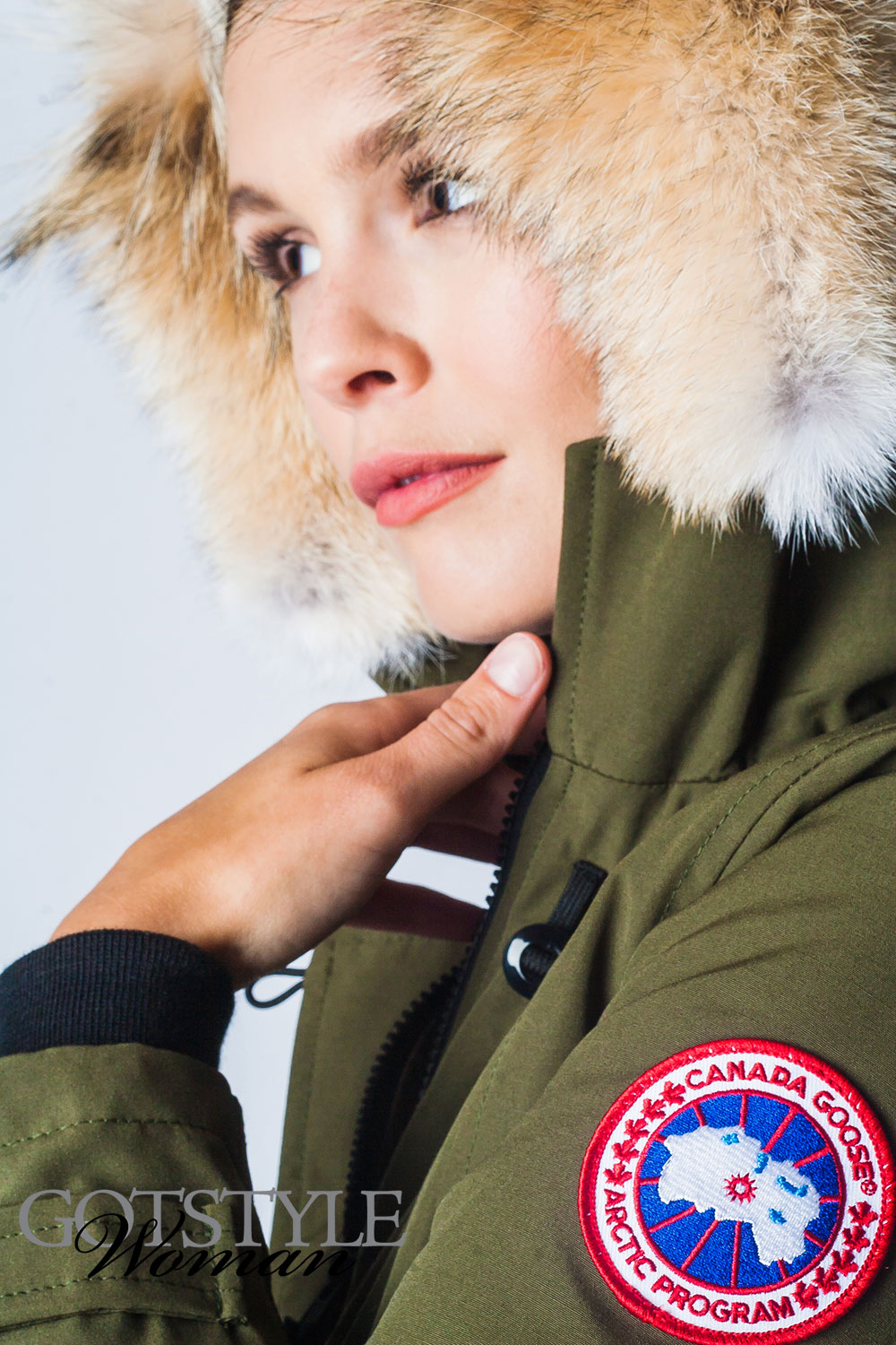 Gotstyle Woman - Canada Goose