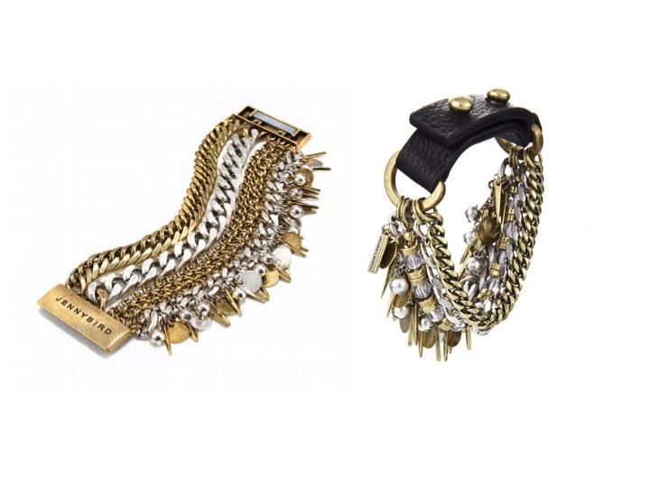 Getty Cuff Bracelet $110 | Talitha Bracelet $95