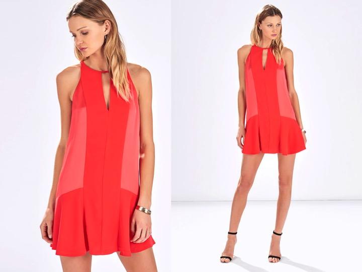 Ronan Combo Dress $298