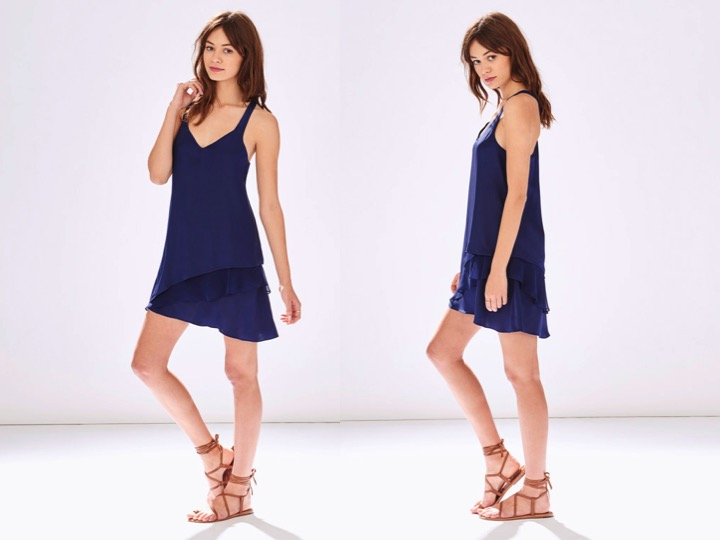 Eve Layered Dress $348
