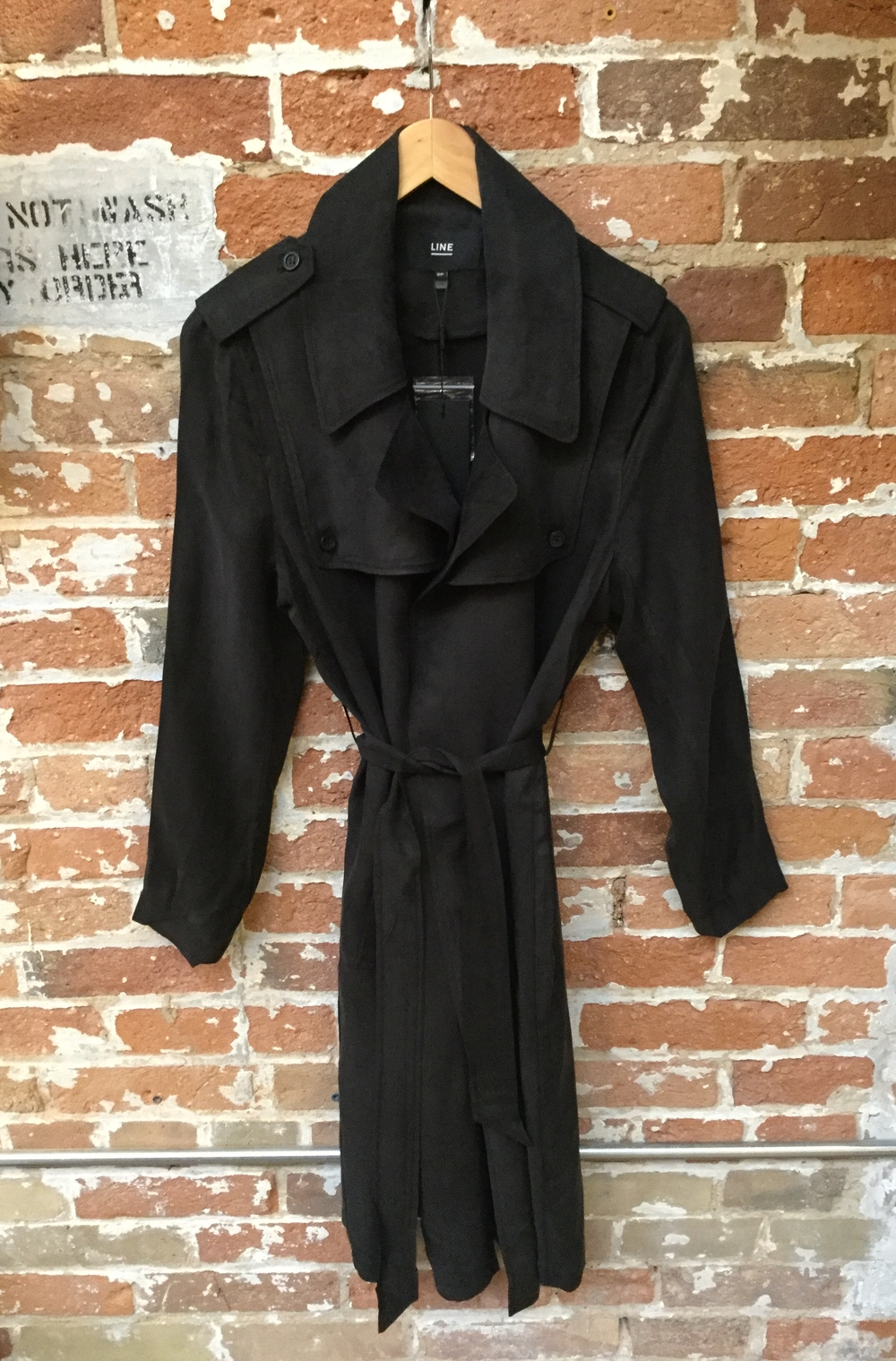 Line Trench $329