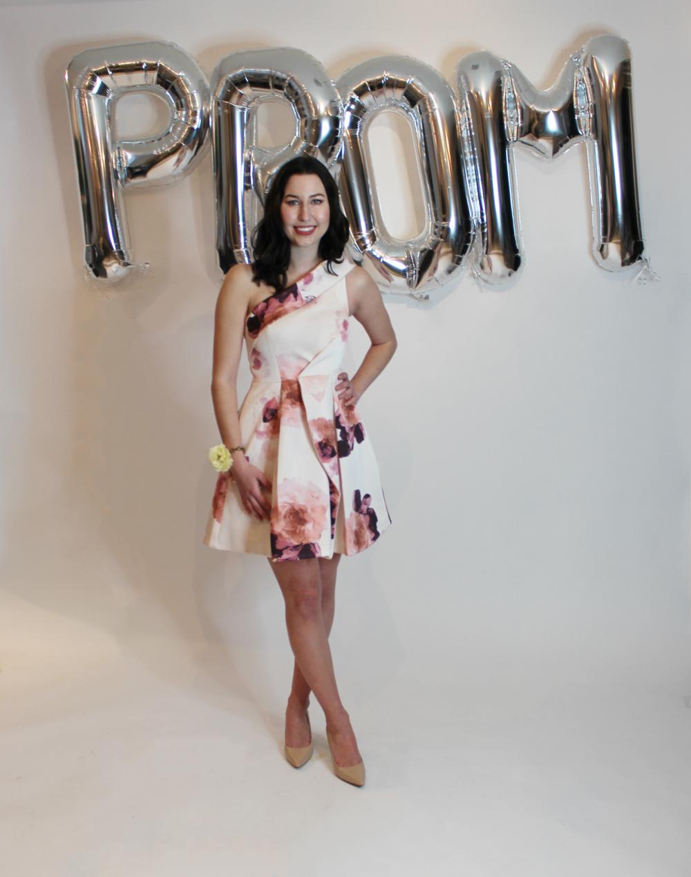 Floral Dress by Keepsake $320