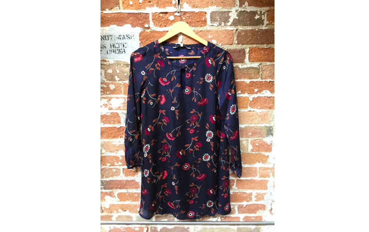 Cupcakes & Cashmere Floral Dress $158
