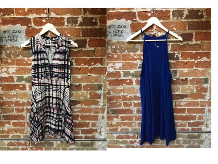 Parker Silk Dress $378 Bella Dahl Racerback Dress $190