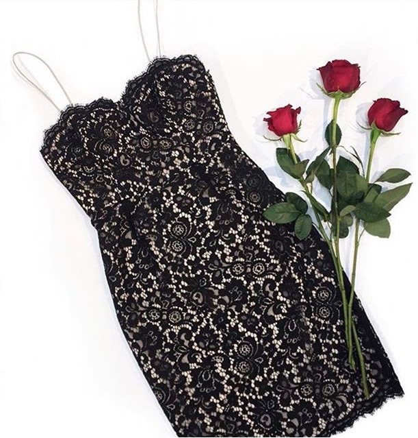 Likely Lace Dress $265