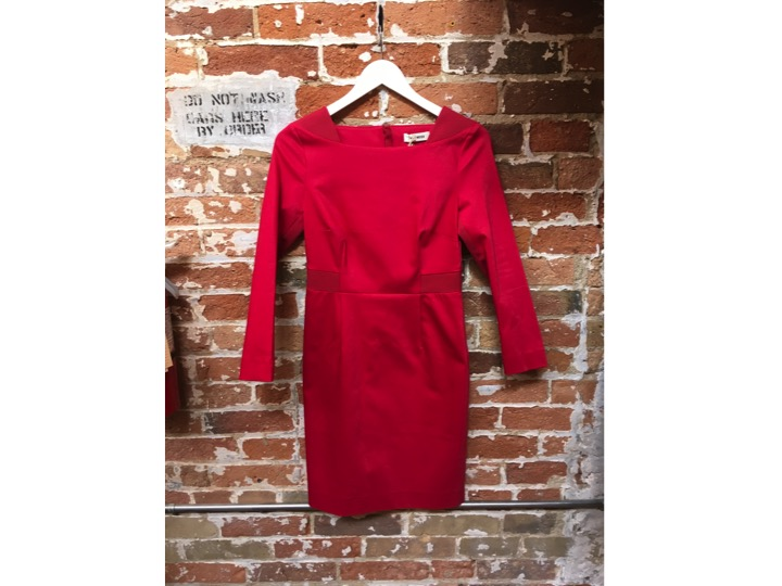 Mos Mosh Tailored Dress $290