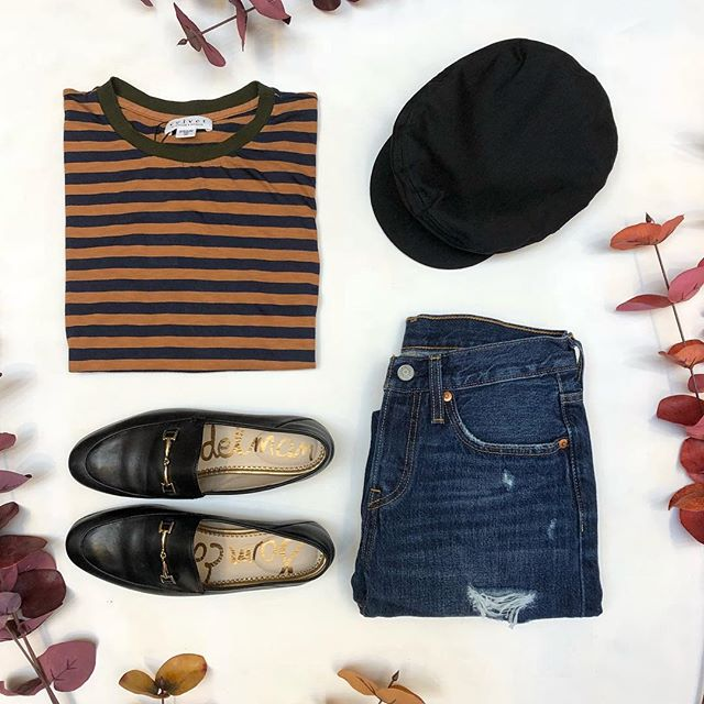 Weekend #ootd 🍂It may be to warm to wear fall clothes but at least you can wear fall colours!