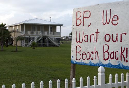 BP Settlement of $7.8 billion announced.