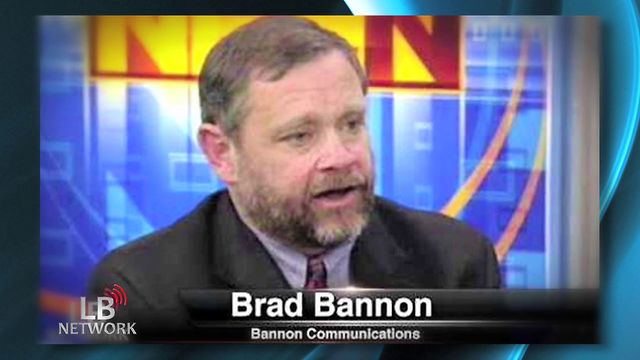Brad Bannon,   President  Bannon Communications Research
