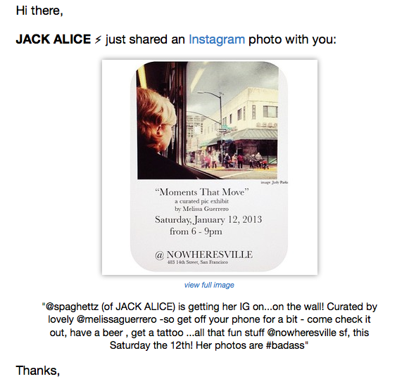 JACK ALICE