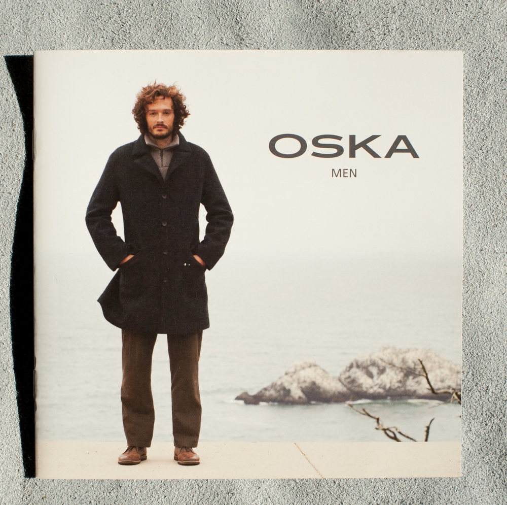 Lookbook Winter 2012 for  OSKA Germany