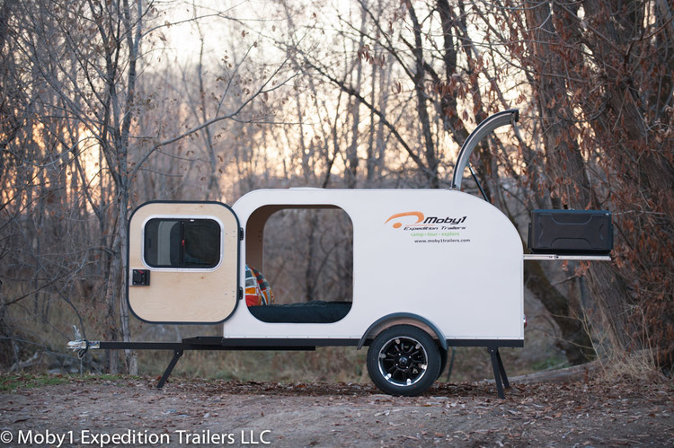 Moby1 C2 Teardrop Trailer Moby1 Expedition Trailers Llc