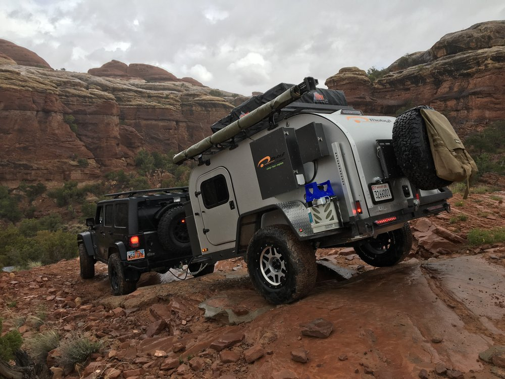 Moby1 Expedition Trailers - The ideal camping solution for Overland Travel, Offroad Expeditions, and families who live the Adventure Lifestyle