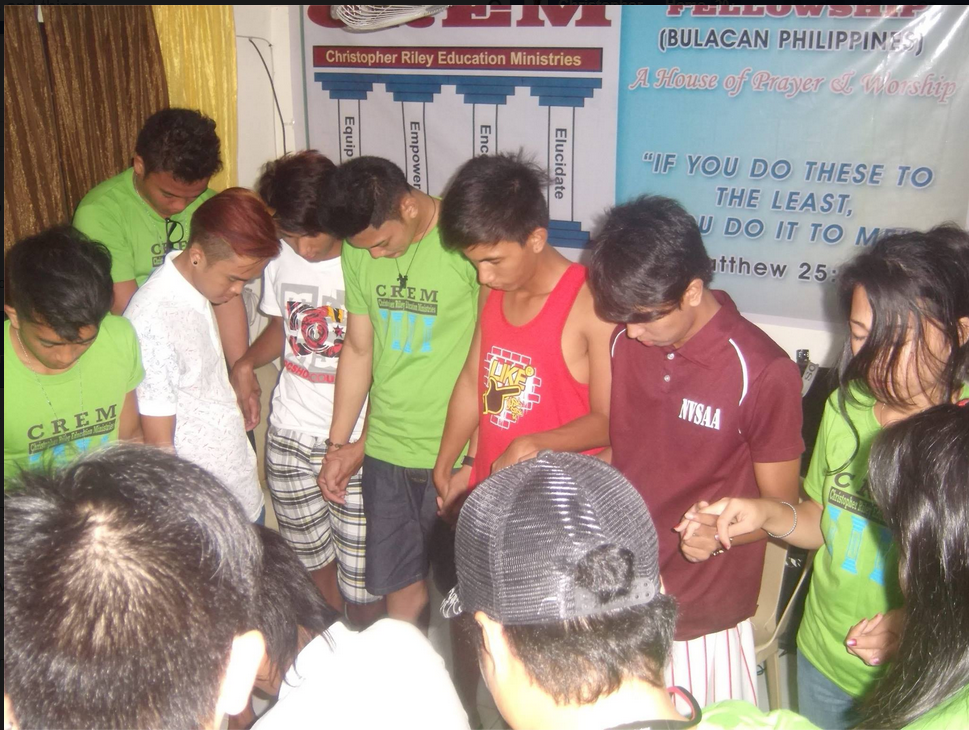 Congregational and Group Praying