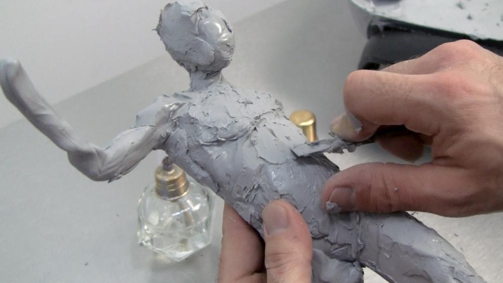 Sculpting a Rough