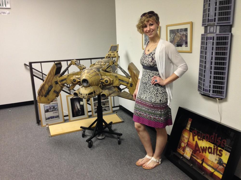 The Betty from Alien Vs. Predator, made by Stan Winston Studios.
