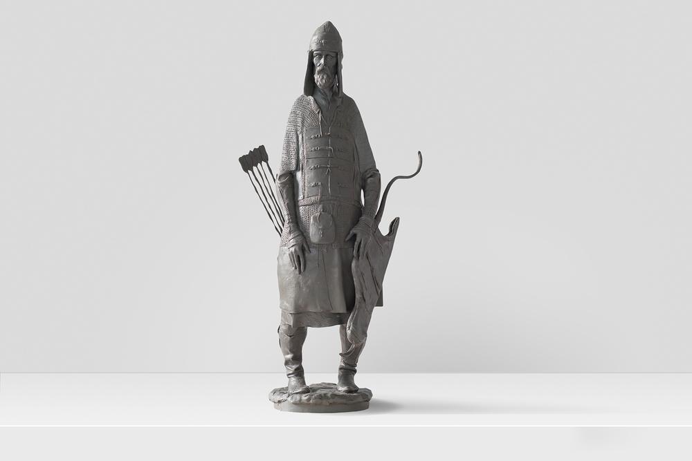Максим Врясов - Старый лучник front