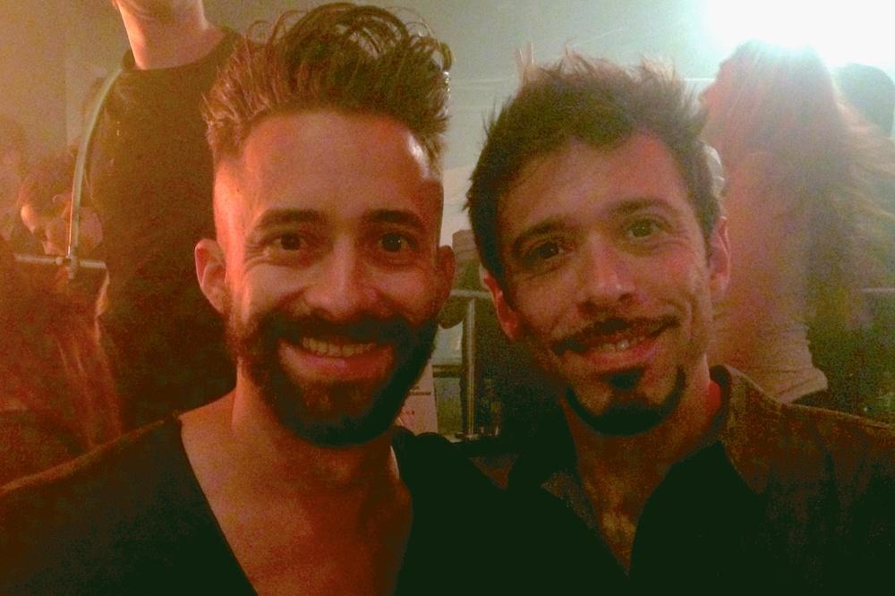 Niko Gonzalez and Adam Beane