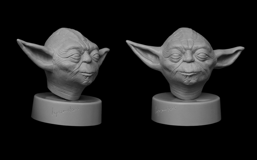 Javier Lopez Molano - Yoda 3 & 4