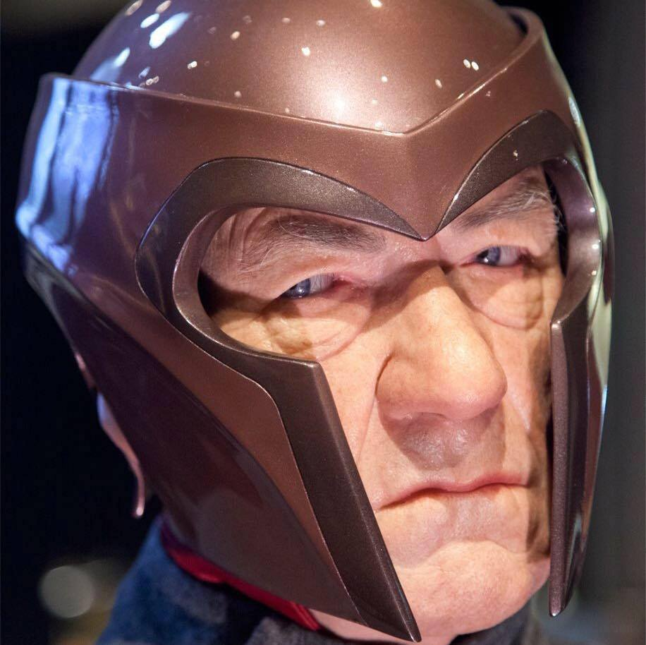 Magneto by Nick Marra