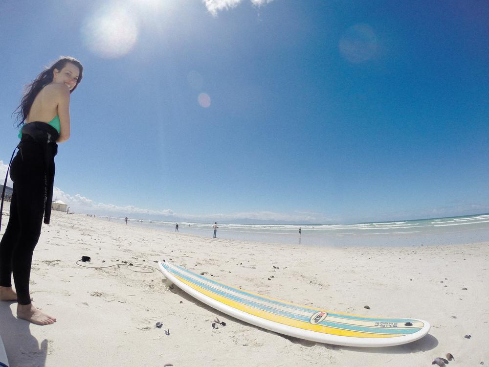 lovie surf babe