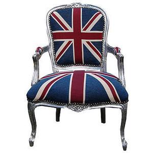 Union Jack chair via Bouf.com