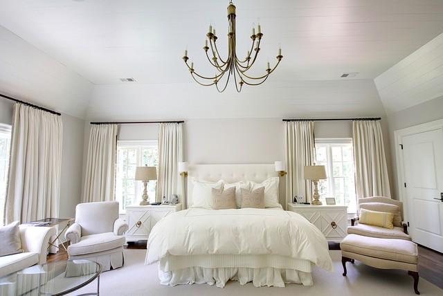 Layered white on white looks amazing! Via Castro Design