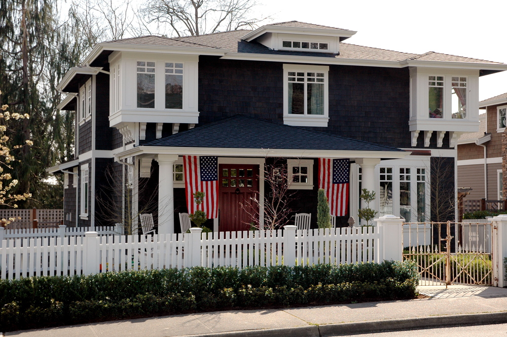 Classic American - Via Kristi Spouse Interiors