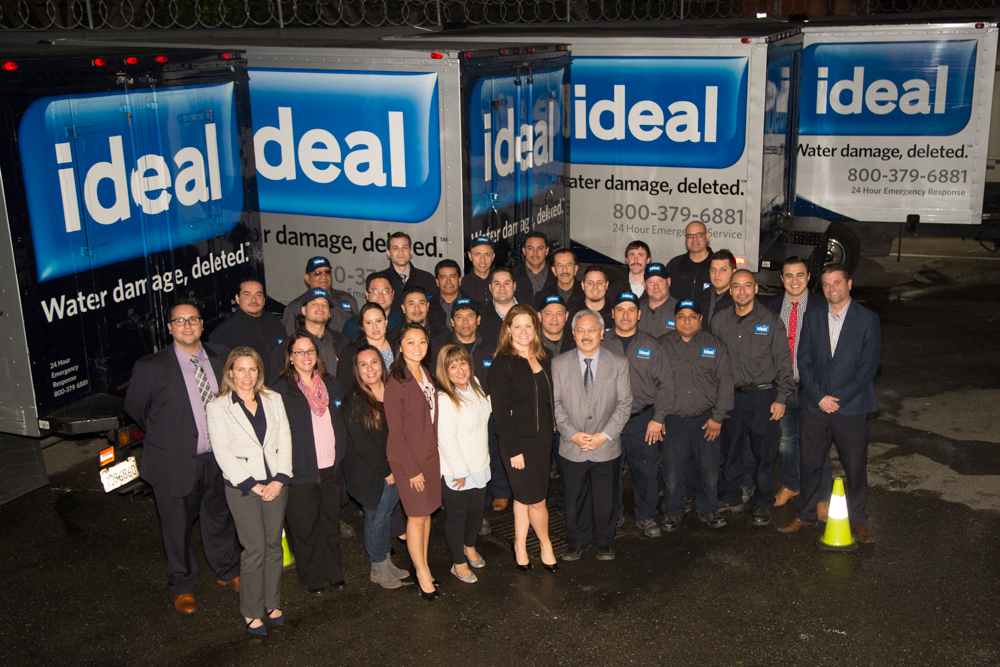 SF Mayor Ed Lee, and Assessor Carmen Chu visit IdealSF CEO Jaclyn Carpenter and her team at the company's Bayview District HQ.