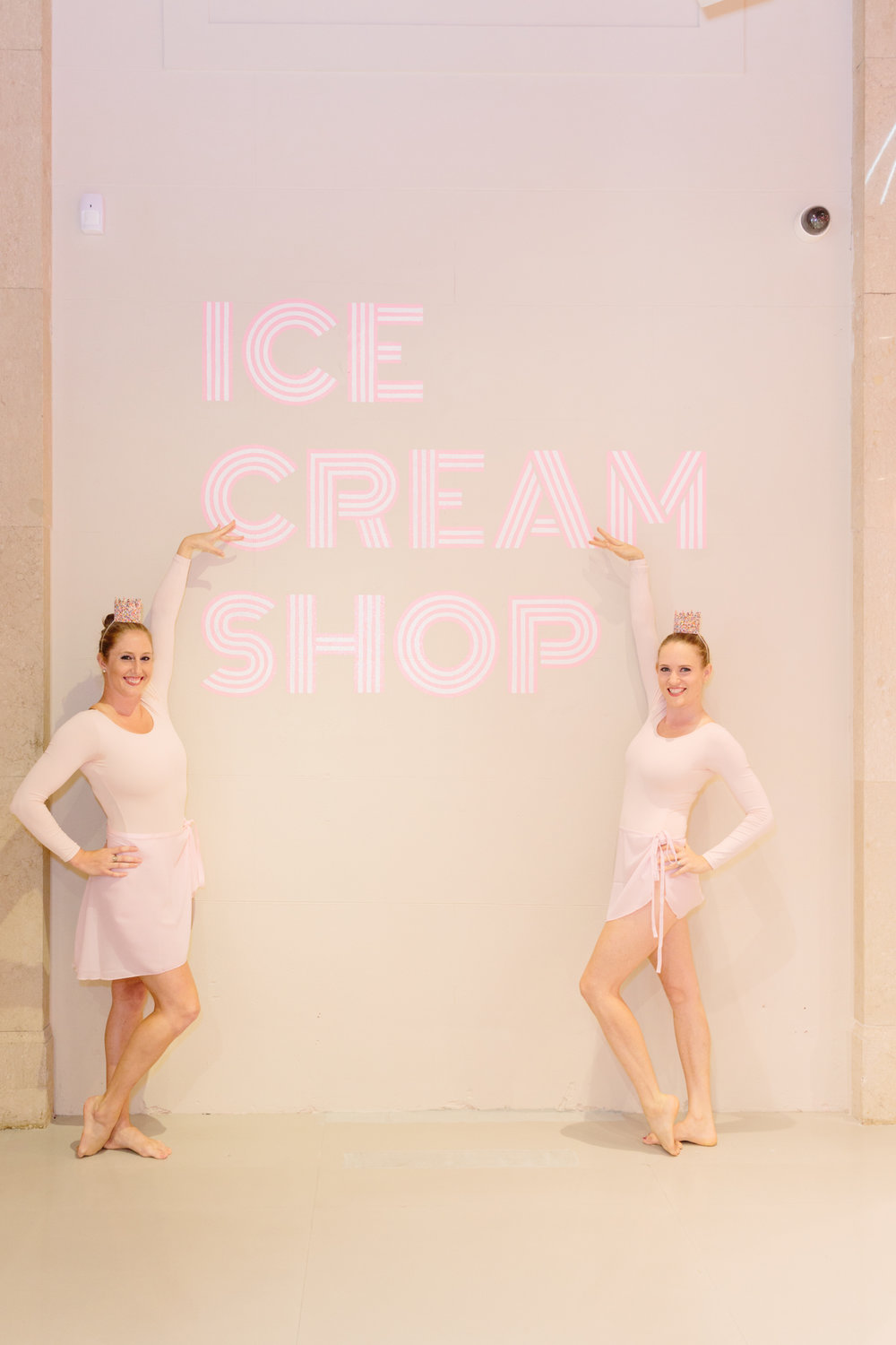 American Express at Museum of Ice Cream SF