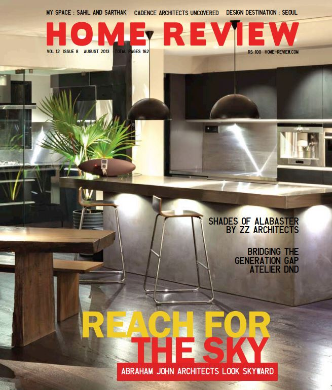 COVER STORY HOME REVIEW August 2013 Download Story
